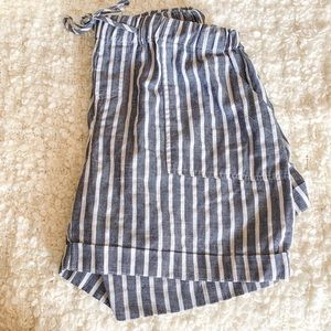 Striped Boutique Shorts